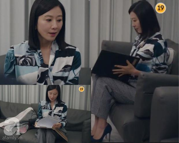 """""""Chị đại bị cắm sừng"""" đụng độ tiểu thư Bắc Hàn: Áo blouse 30 triệu, cả hai đều đẹp nhưng set đồ của Kim Hee Ae thú vị hơn hẳn - Ảnh 1."""
