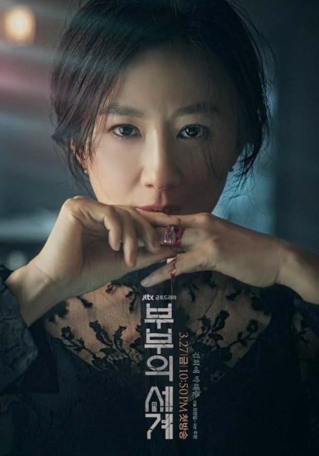 Xem phim 19+ Thế Giới Hôn Nhân mới nhớ ra phim Hàn có cả một hội bà cả cao tay khiến tiểu tam phải khóc thét - Ảnh 1.
