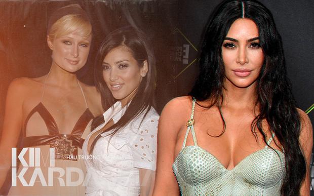 """Vén màn công thức bí mật giúp Kim Kardashian từ người hầu theo sau Paris Hilton trở thành nữ hoàng tạo nên """"đế chế tỷ đô"""" - Ảnh 1."""
