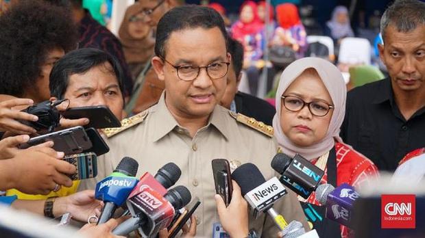 Số ca Covid-19 tăng cao, Jakarta áp dụng giới hạn xã hội quy mô lớn - Ảnh 1.