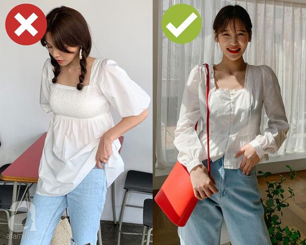 Còn chứa chấp 4 kiểu áo blouse sau thì bạn còn mặc xấu dài dài, nên tống khứ ngay cho đỡ chật tủ - Ảnh 1.