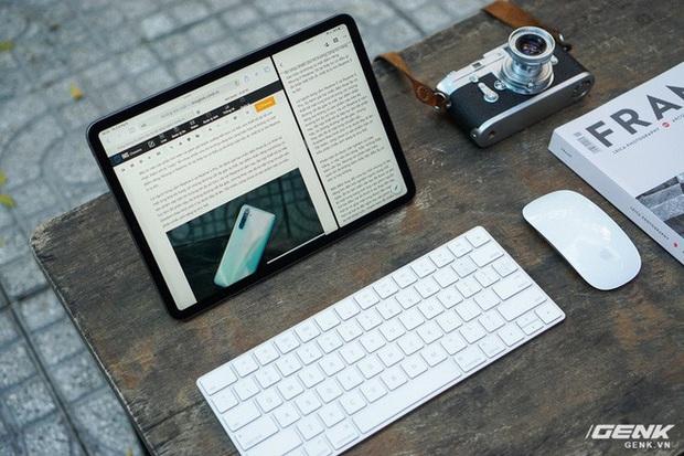Trải nghiệm iPad Pro 2020 từ góc nhìn của người chưa bao giờ dùng máy tính bảng - Ảnh 14.