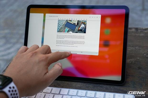 Trải nghiệm iPad Pro 2020 từ góc nhìn của người chưa bao giờ dùng máy tính bảng - Ảnh 16.