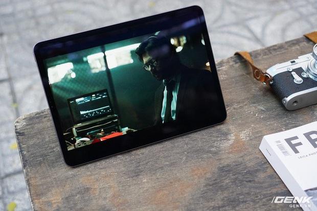 Trải nghiệm iPad Pro 2020 từ góc nhìn của người chưa bao giờ dùng máy tính bảng - Ảnh 21.