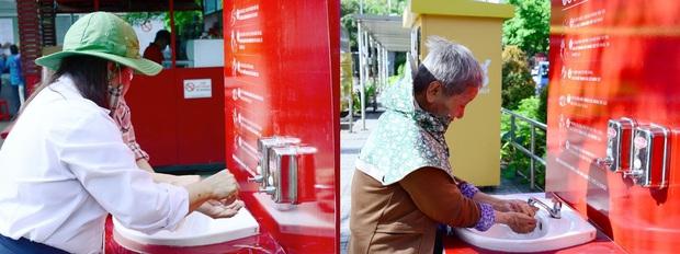 Trạm rửa tay dã chiến - điều nhỏ bé mang sức mạnh phi thường - Ảnh 3.
