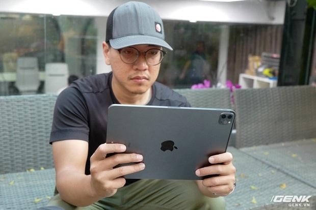 Trải nghiệm iPad Pro 2020 từ góc nhìn của người chưa bao giờ dùng máy tính bảng - Ảnh 24.