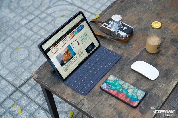 Trải nghiệm iPad Pro 2020 từ góc nhìn của người chưa bao giờ dùng máy tính bảng - Ảnh 5.