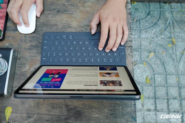 Trải nghiệm iPad Pro 2020 từ góc nhìn của người chưa bao giờ dùng máy tính bảng - Ảnh 7.