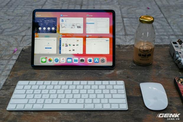 Trải nghiệm iPad Pro 2020 từ góc nhìn của người chưa bao giờ dùng máy tính bảng - Ảnh 8.