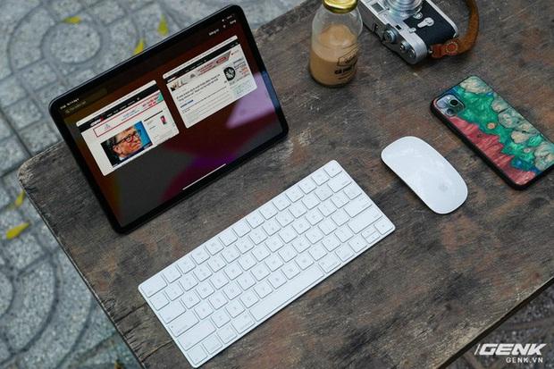 Trải nghiệm iPad Pro 2020 từ góc nhìn của người chưa bao giờ dùng máy tính bảng - Ảnh 9.