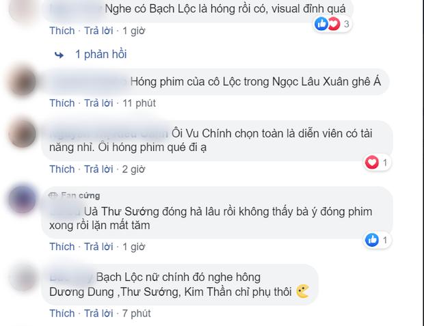 Phim cổ trang toàn mỹ nữ Ngọc Xuân Lâu: Có Dương Dung, Thư Sướng nhưng Vu Chính vẫn cho Bạch Lộc diễn chính - Ảnh 11.