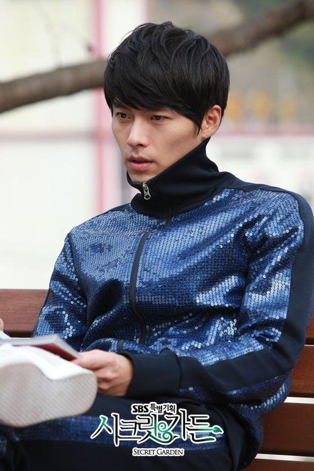 Nhớ đại úy Jung Hyuk, ngắm ngay loạt ảnh hậu trường đẹp như mơ của Hyun Bin từ thuở còn phèn cho thỏa mãn - Ảnh 9.