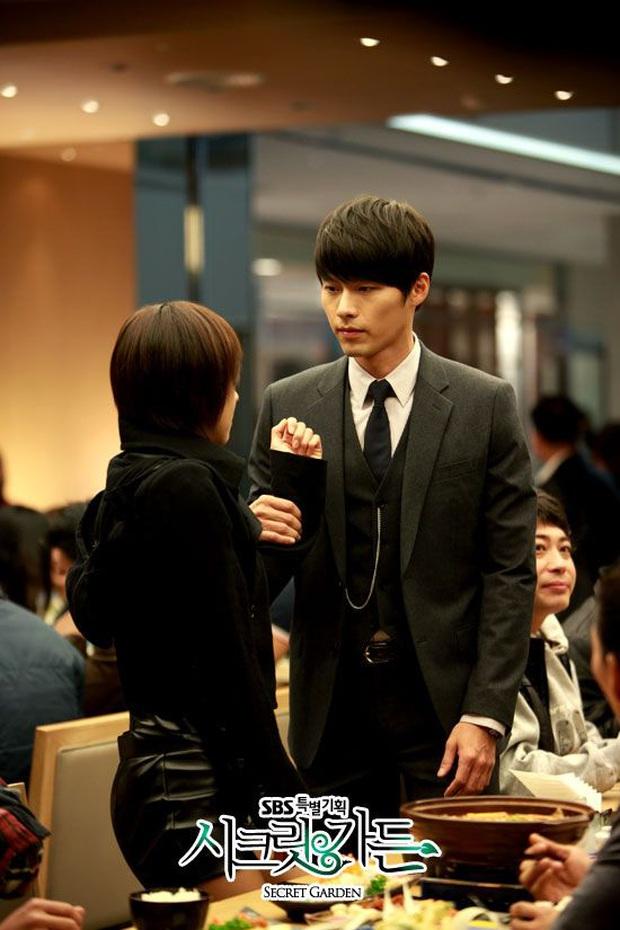 Nhớ đại úy Jung Hyuk, ngắm ngay loạt ảnh hậu trường đẹp như mơ của Hyun Bin từ thuở còn phèn cho thỏa mãn - Ảnh 7.