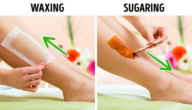 Ở nhà tự wax lông, cẩn thận với những hành động tẩy lông sai cách khiến làn da dễ bị tổn thương - Ảnh 3.