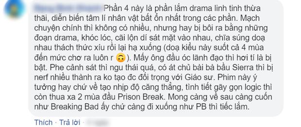Netizen Việt tranh cãi về phim top 1 trending Netlfix - Money Heist vì chuyện cướp nhà băng lê thê gây ức chế hơn cả Đời Cô Lựu? - Ảnh 6.