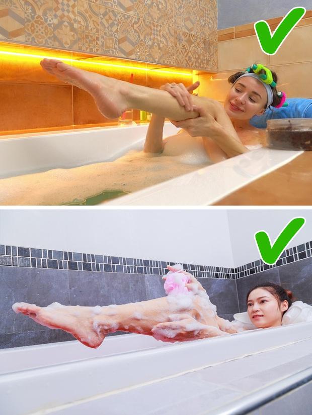 Ở nhà tự wax lông, cẩn thận với những hành động tẩy lông sai cách khiến làn da dễ bị tổn thương - Ảnh 4.