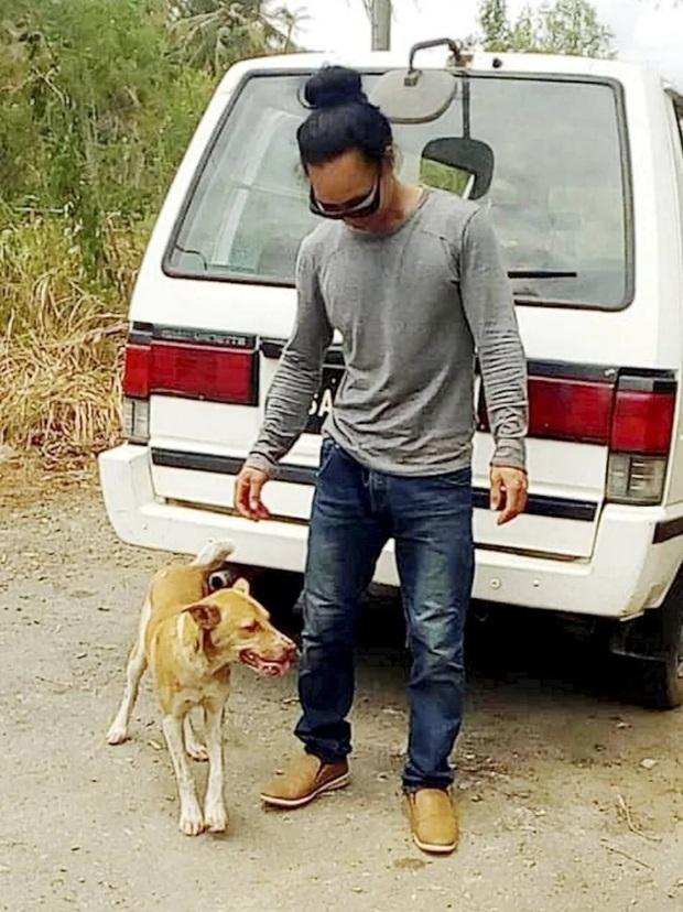 Câu chuyện chàng trai cuốc bộ cùng 1 chú chó trên quãng đường 120 km vì lo sợ lây Covid-19 cho người khác thu hút sự chú ý của dân mạng - Ảnh 2.
