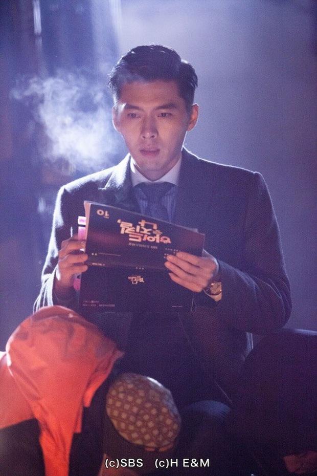 Nhớ đại úy Jung Hyuk, ngắm ngay loạt ảnh hậu trường đẹp như mơ của Hyun Bin từ thuở còn phèn cho thỏa mãn - Ảnh 10.