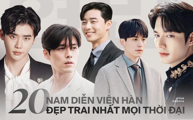 20 tài tử Hàn đẹp trai nhất mọi thời đại: Cả dàn đại nam thần Hyun Bin, Song Joong Ki bị vượt mặt, No.1 gây bất ngờ lớn - Ảnh 2.