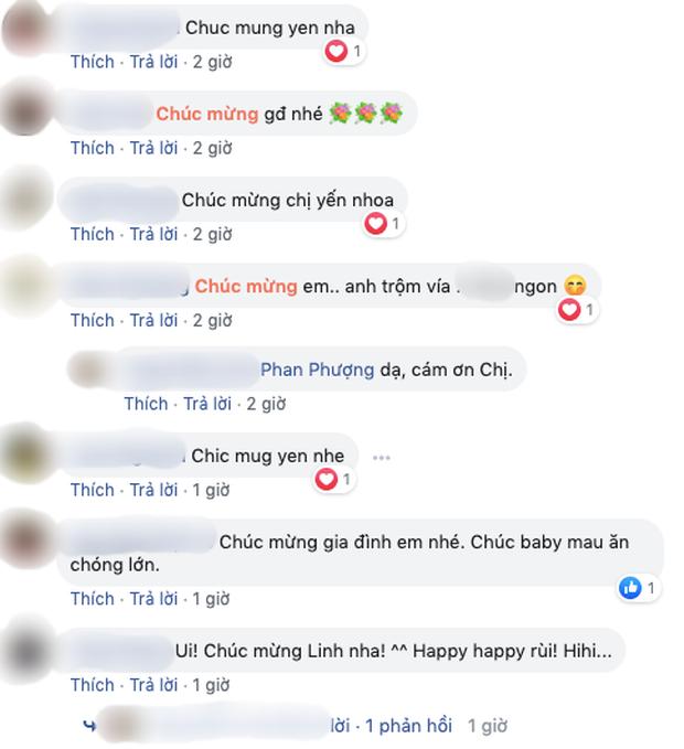 Hoa hậu Oanh Yến chính thức hạ sinh con trai thứ 6 cho chồng đại gia: Gia đình đông thành viên số 1 Vbiz là đây! - Ảnh 4.