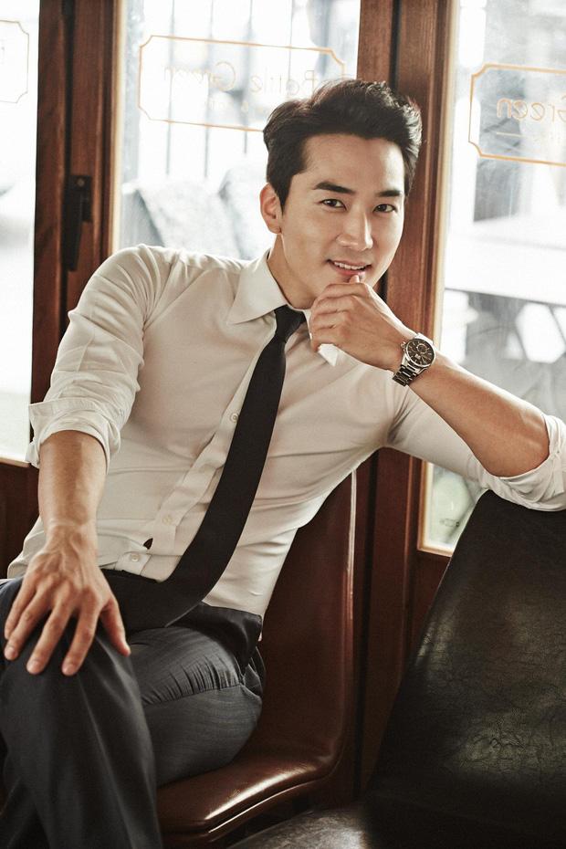 20 tài tử Hàn đẹp trai nhất mọi thời đại: Cả dàn đại nam thần Hyun Bin, Song Joong Ki bị vượt mặt, No.1 gây bất ngờ lớn - Ảnh 6.