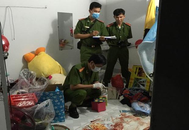 Thiếu nữ 16 tuổi nghi bị sát hại ở phòng trọ tỉnh Đồng Nai - Ảnh 1.
