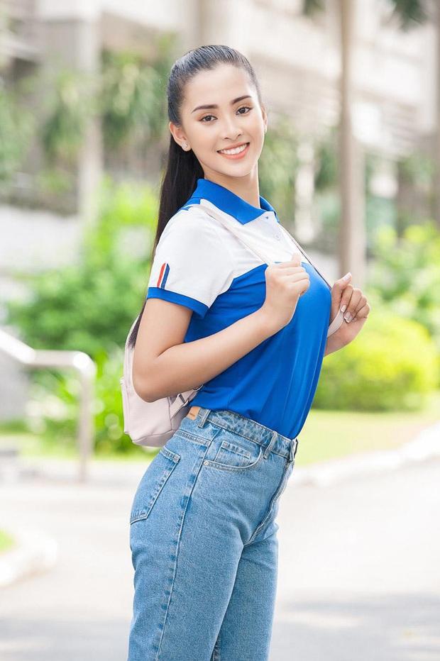 """""""Soi"""" bảng điểm Hoa hậu Việt thời đi học: Người đỗ Ngoại Thương, người gây xôn xao vì lẹt đẹt, choáng nhất là Lương Thuỳ Linh - Ảnh 1."""