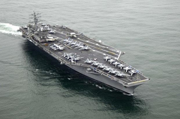 Tàu sân bay Mỹ thứ 4 có ca Covid-19  - Ảnh 1.