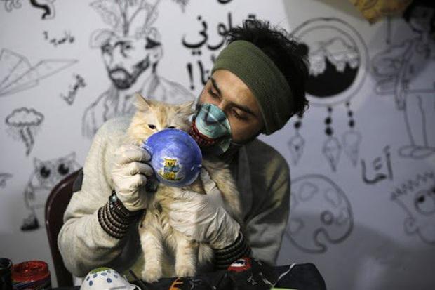 Nghiên cứu: Mèo dễ bị nhiễm SARS-CoV-2, có thể lây cho đồng loại - Ảnh 1.