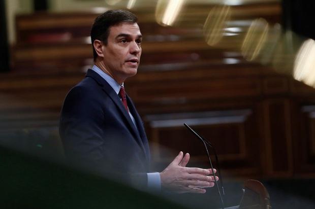 Thủ tướng Sanchez: Tây Ban Nha đã đến đỉnh dịch - Ảnh 1.