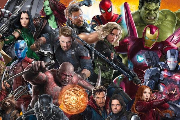 Marvel vs DC - Cuộc chiến không khoan nhượng giữa hai vũ trụ siêu anh hùng, bạn theo phe nào? - Ảnh 1.