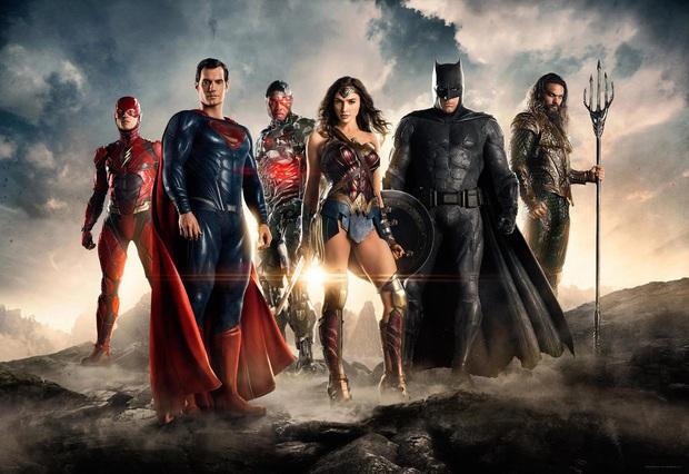 Marvel vs DC - Cuộc chiến không khoan nhượng giữa hai vũ trụ siêu anh hùng, bạn theo phe nào? - Ảnh 2.