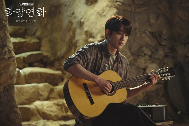 Chị đẹp Lee Bo Young cắm sừng chồng để ăn nem với tình đầu ở trailer When My Love Blooms? - Ảnh 3.
