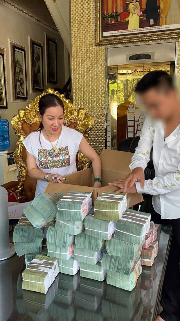 Nữ đại gia ở Thái Bình Nguyễn Thị Dương (Dương Đường) vừa bị công an bắt giữ khủng cỡ nào? - Ảnh 3.