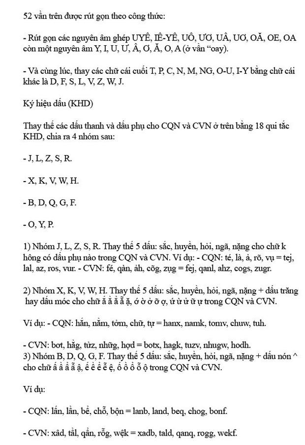 Cha đẻ bộ 'Chữ Việt Nam song song 4.0': Dân mạng ném đá, giễu cợt, trêu chọc rất nhiều - Ảnh 4.