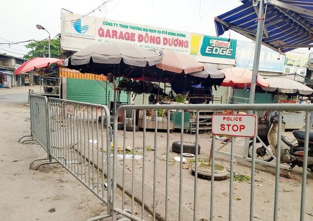 Chợ hoa Quảng Bá - nơi BN 243 từng đặt chân đến 7 lần trong tháng 3 - đóng chặt cửa - Ảnh 5.