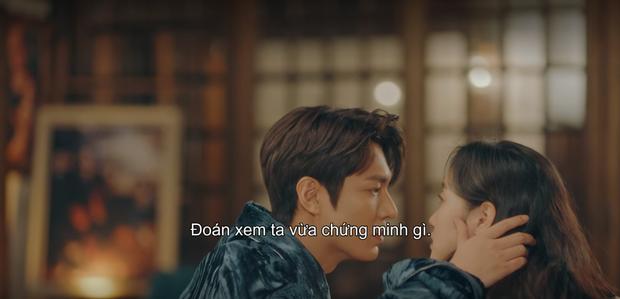 Lee Min Ho mới tập 5 Quân Vương Bất Diệt đã chơi lớn hôn luôn Kim Go Eun, cơ mà sao trông gượng gạo thế nhỉ? - Ảnh 7.