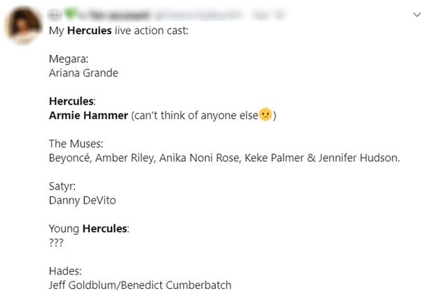 Netizen trổ tài tiên tri vũ trụ dự đoán dàn cast Hercules bản live-action: Thor hay siêu anh hùng thoát y sẽ được chọn đây? - Ảnh 10.