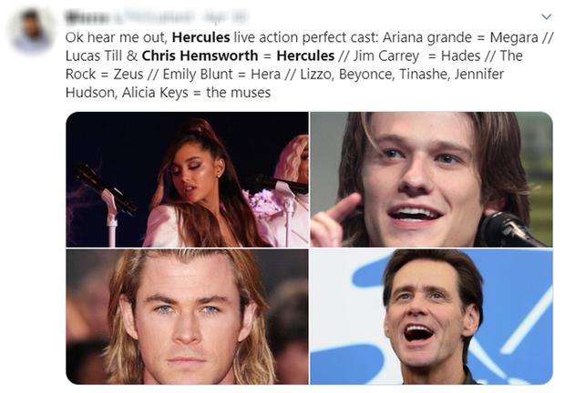 Netizen trổ tài tiên tri vũ trụ dự đoán dàn cast Hercules bản live-action: Thor hay siêu anh hùng thoát y sẽ được chọn đây? - Ảnh 13.