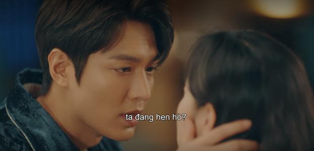 Lee Min Ho mới tập 5 Quân Vương Bất Diệt đã chơi lớn hôn luôn Kim Go Eun, cơ mà sao trông gượng gạo thế nhỉ? - Ảnh 6.
