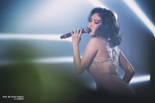 3 giọng hát đỉnh nhất do nhạc sĩ Hàn chọn: Taeyeon và Hwasa là giọng ca chưa từng có trong lịch sử Kpop nhưng cựu thành viên Wanna One mới bất ngờ - Ảnh 4.