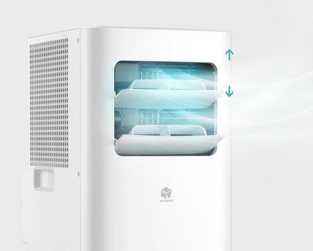 Xiaomi ra mắt điều hòa di động: Làm sạch không khí, lọc bụi, tích hợp Wi-Fi, giá 5.3 triệu đồng - Ảnh 1.