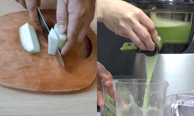 Ngọc Trinh từng chia sẻ cách giảm cân bằng nước bí đao, nhưng phải uống đúng cách nếu không muốn phản tác dụng - Ảnh 3.