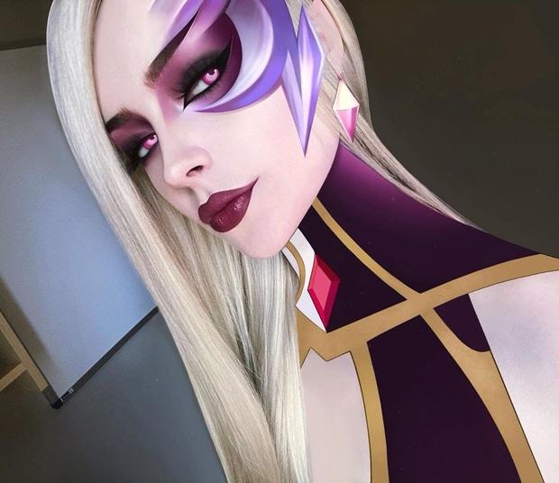 Há hốc mồm với những màn cosplay nhân vật trong vũ trụ Riot Games đẹp đến ngỡ ngàng! - Ảnh 5.