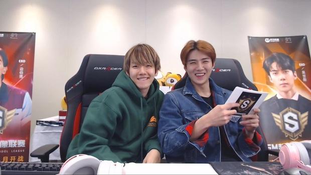 Ít ai biết, ngoài ca hát, những idol Kpop còn có nghề tay trái là cày game, làm streamer, cộng đồng bái phục - Ảnh 10.
