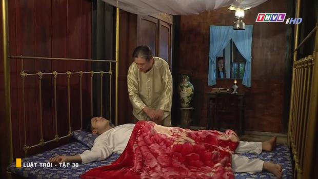 Lạ lùng Luật Trời: Có một siêu anh hùng Ngọc Lan dìm sông không chết nhưng mất trí vì cú đánh nhẹ hều của Huy Khánh - Ảnh 6.