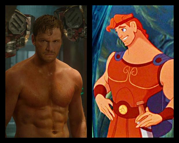 Netizen trổ tài tiên tri vũ trụ dự đoán dàn cast Hercules bản live-action: Thor hay siêu anh hùng thoát y sẽ được chọn đây? - Ảnh 8.