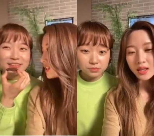Khẩu chiến: Bị mỹ nhân Reply 1994 gọi đùa là anh yêu khi livestream, nam idol Produce 101 có cách đáp trả gây phẫn nộ  - Ảnh 4.