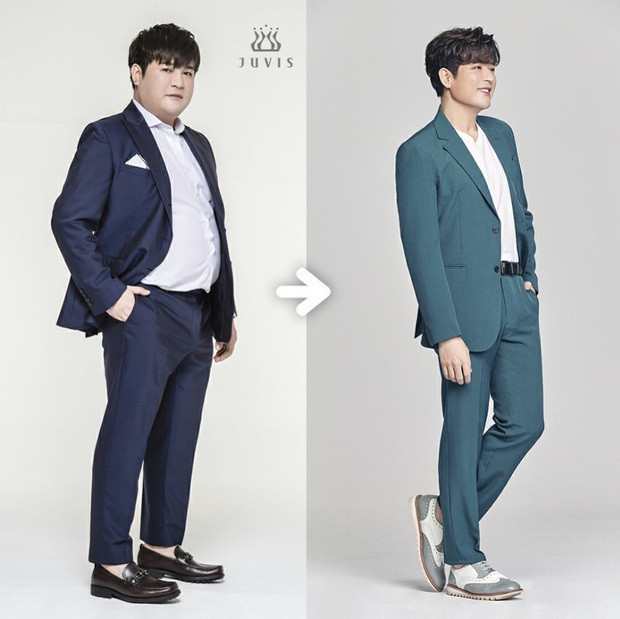 2 nam idol Kpop khoe thành tích giảm 37kg đáng nể: người tự hào có bắp tay lên cơ chuột, kẻ lại tự tin cởi áo show body 8 múi - Ảnh 3.