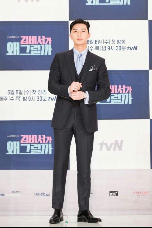 Ông chủ Danbam Park Seo Joon đúng là nam thần sân bay: Lúc như CEO đã giàu còn soái, khi đi dép xỏ ngón cũng ngầu như catwalk - Ảnh 2.